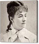 Helena Modjeska (1840-1909) Acrylic Print