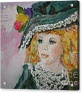 Hello Dolly Acrylic Print by Terri Maddin-Miller