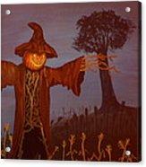 Helloween Acrylic Print