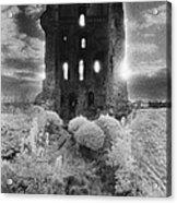 Helmsley Castle Acrylic Print