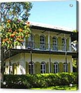 Hemingway's House Acrylic Print