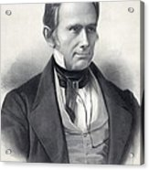 Henry Clay 1777-1852. Commemorative Acrylic Print
