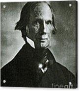 Henry Clay Sr., American Politician Acrylic Print
