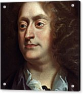 Henry Purcell Acrylic Print