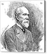 Henry Yule (1820-1880) Acrylic Print