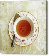 Herbal Tea Acrylic Print by Stephanie Frey