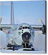 Hercules Lc130h 04 Acrylic Print by David Barringhaus