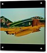 Heritage F-4 Phantom Acrylic Print