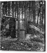 Hermits Hut, 1922 Acrylic Print