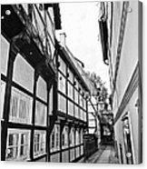 Herrendorftwete Acrylic Print by Benjamin Matthijs