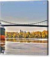 Hi-level Bridge Acrylic Print