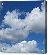 High Clouds Acrylic Print