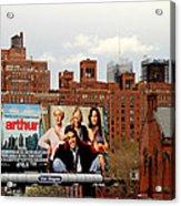 High Line Park 1 Acrylic Print