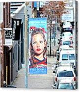 High Line Print 29 Acrylic Print
