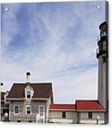 Highland Light Acrylic Print
