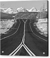 Highway 52   Acrylic Print