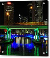 Hillsborough Crossing Acrylic Print
