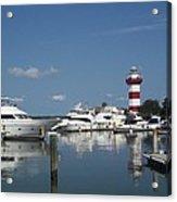 Hilton Head Lighthouse IIi Acrylic Print