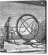 Hipparchus, Greek Astronomer Acrylic Print