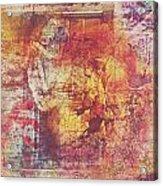 Hippies And The Sun Acrylic Print