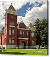 Historic Courthouse Marysvale Utah Acrylic Print
