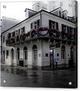Historic French Quarter No 1 Acrylic Print