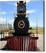 Historic Steam Locomotive Acrylic Print