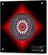 Hoberman Sphere Acrylic Print