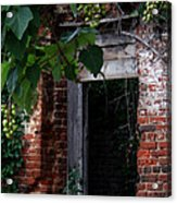Hole In The Wall2 Acrylic Print