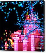Holiday Lights 8 Acrylic Print