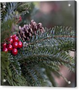 Holiday Season Acrylic Print