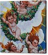 Holiday Spirit Acrylic Print