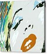 Marilyn In Hollywood 3 Acrylic Print