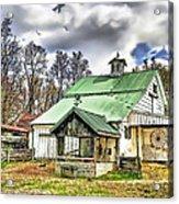 Holmes County Farm Acrylic Print