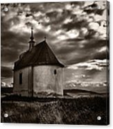 Holy Cross Chapel Acrylic Print