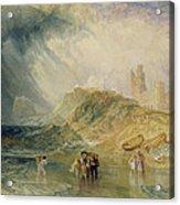 Holy Island - Northumberland Acrylic Print