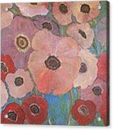Homage To Georgia Acrylic Print