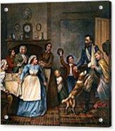 Home Again, 1866 Acrylic Print