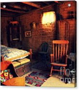 Home Sweet Home 2 Acrylic Print by Susanne Van Hulst