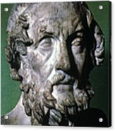 Homer (9th-8th Century B.c.) Acrylic Print by Granger