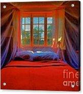 Honeymoon Acrylic Print