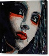 Honky Tonk Woman Acrylic Print