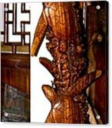 Honu Sea Turtles Acrylic Print by Karon Melillo DeVega