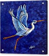 Horeshio's 2nd Arabesque Acrylic Print