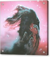Horsehead Nebulea Acrylic Print