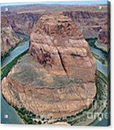 Horseshoe Bend Near Page - Arizona Acrylic Print