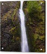 Horsetail Falls Oregon Acrylic Print