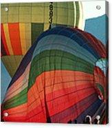 Hot Air Balloons In Albuquerque Acrylic Print