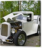 Hot Rod Acrylic Print