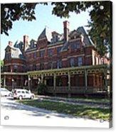 Hotel Florence Chicago Illinois Acrylic Print